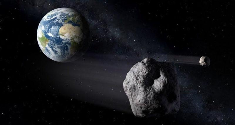 NASA Dünya Asteroit