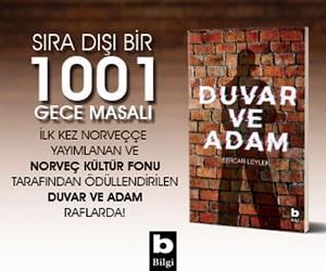 Duvar ve Adam - Sercan Leylek