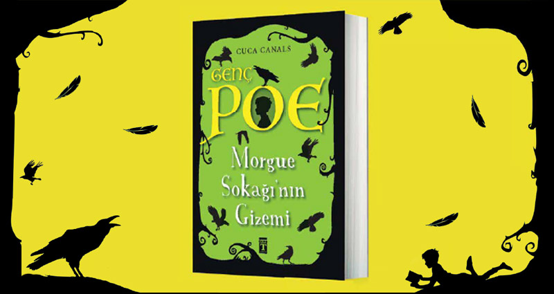 Genç Poe: Morgue Sokağı'nın Gizemi