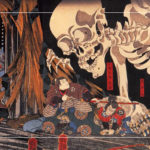 Japon Mitolojisi Korkunç Yaratıklar