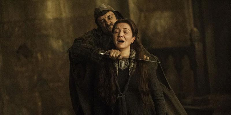 Game of Thrones kızıl düğün