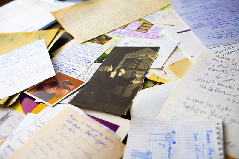 Leylâ Erbil Kişisel Arşivi