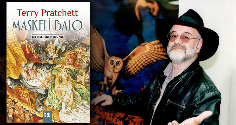 Maskeli Balo Terry Pratchett