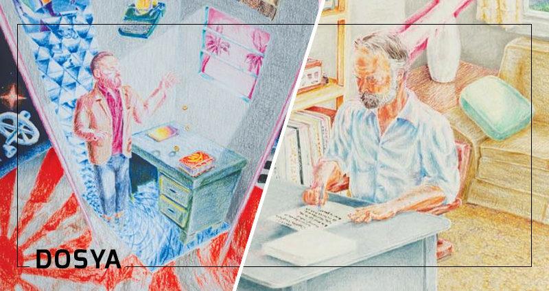 Philip K. Dick Tarot Kartları