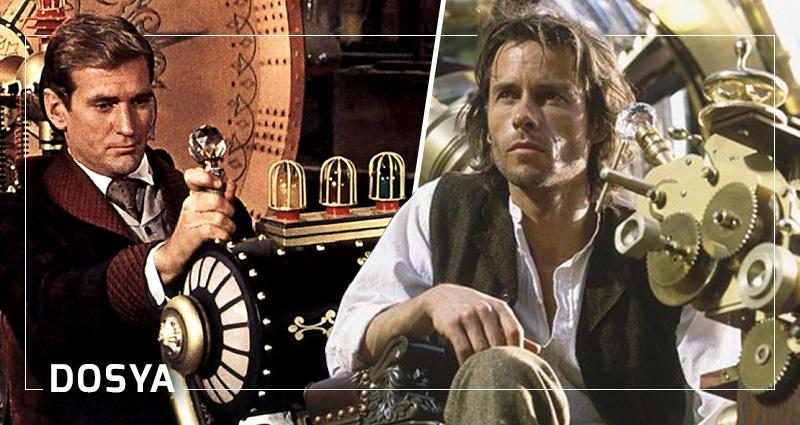 Karşılaştırmalı Filmler: The Time Machine