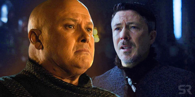 Game of Thrones varys serçeparmak