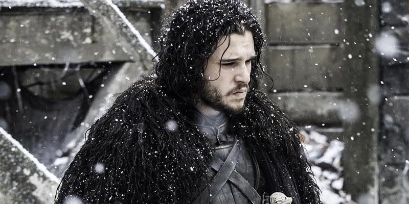 Jon'un Lord Kumandan Kıyafeti