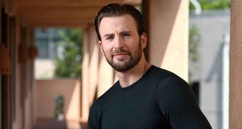 Chris Evans Star Wars
