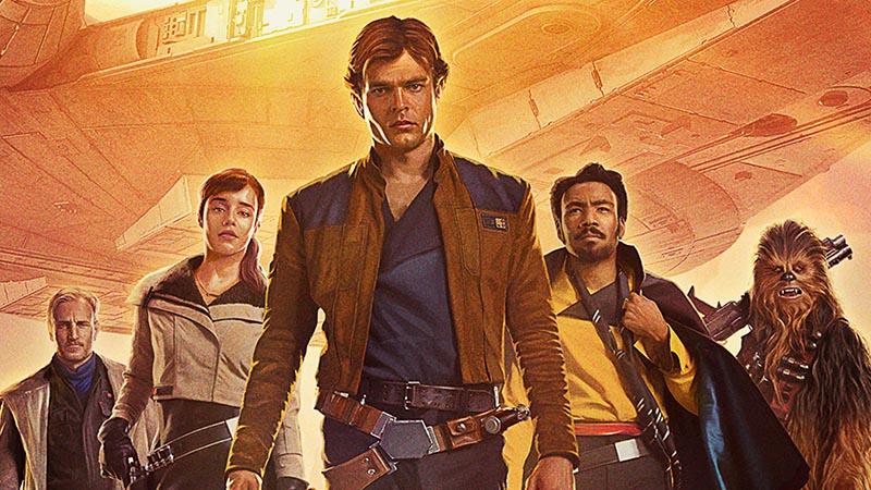 Han Solo Star Wars 2