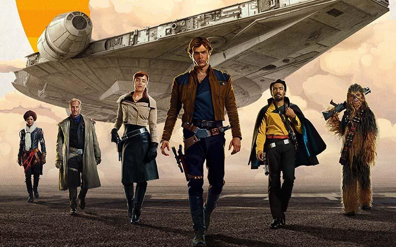 Han Solo Star Wars 3