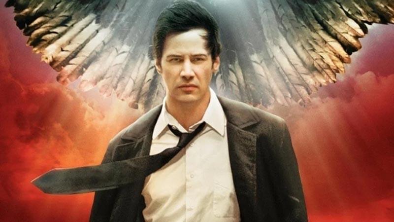 Keanu Reeves John Constantine – Constantine matrix