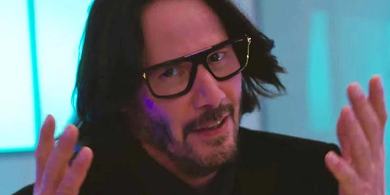 Keanu Reeves – Always Be My Maybe