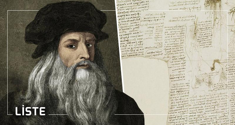 Leonardo da Vinci liste
