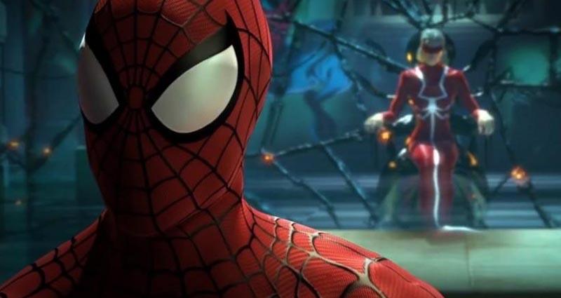 Spider-Man Madame Web