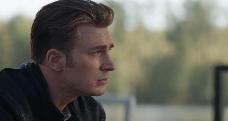 Avengers Steve Rogers Captain America