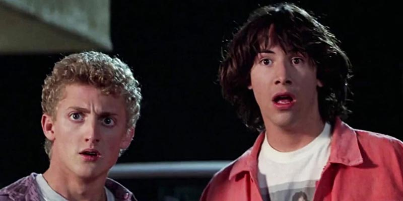 Ted – Bill & Ted