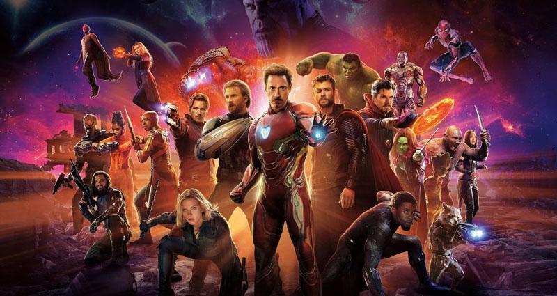 avengers infinity war ust