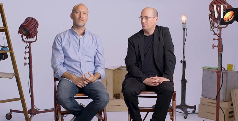 Stephen McFeely and Christopher Markus