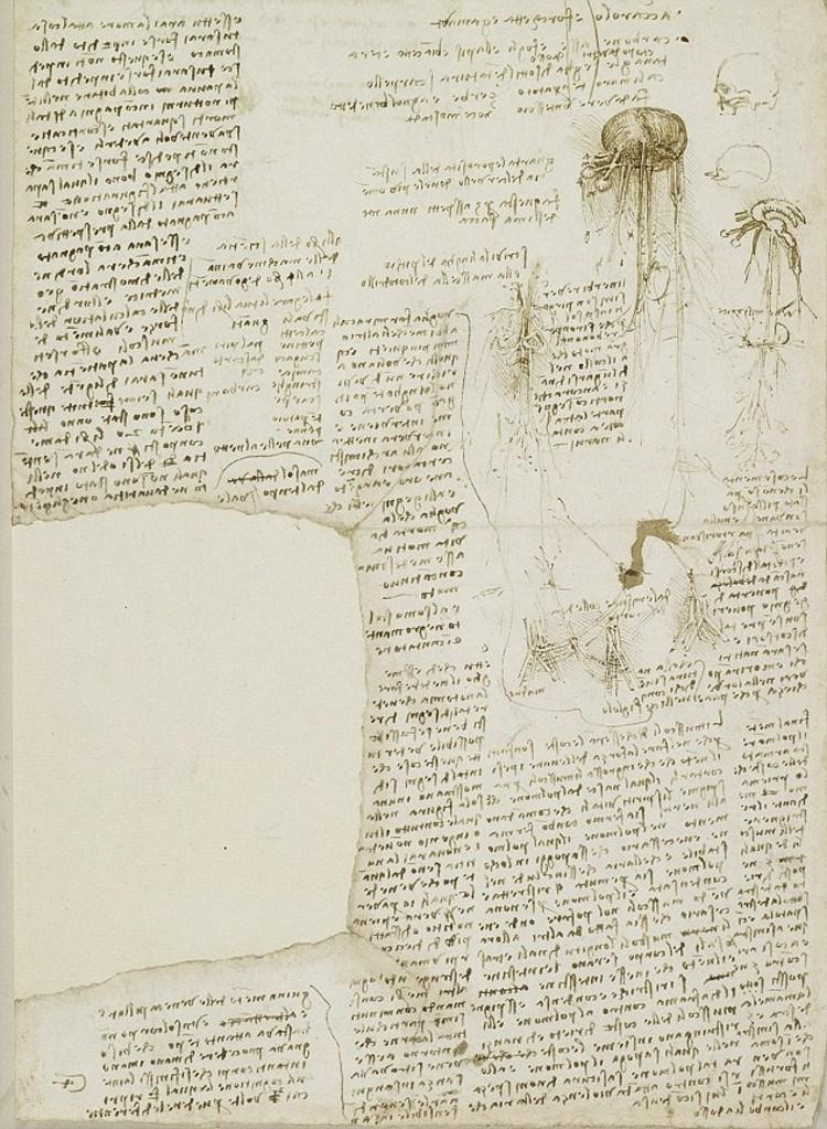 Leonardo da Vinci yapılacaklar listesi