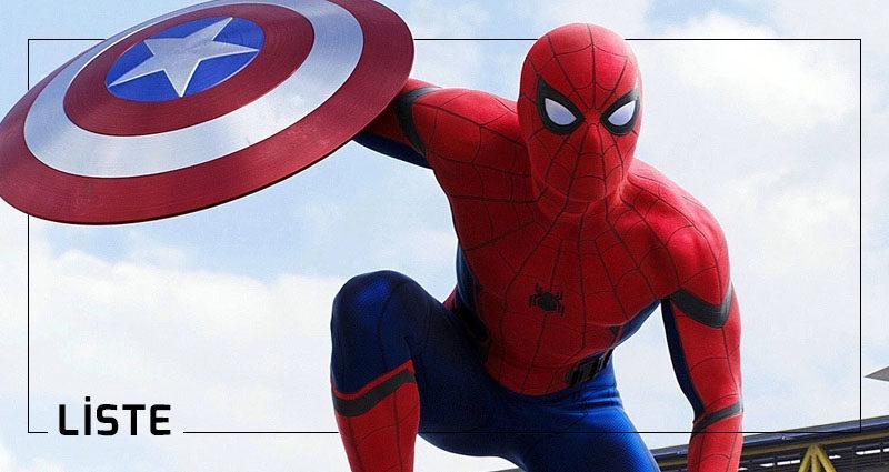 Marvel 10 soru