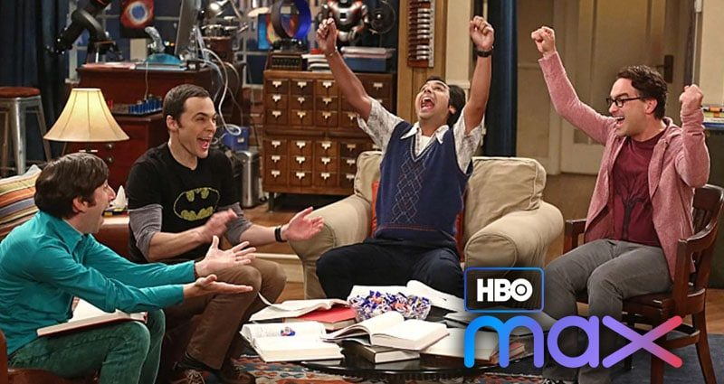 The Big Bang Theory - HBO Max