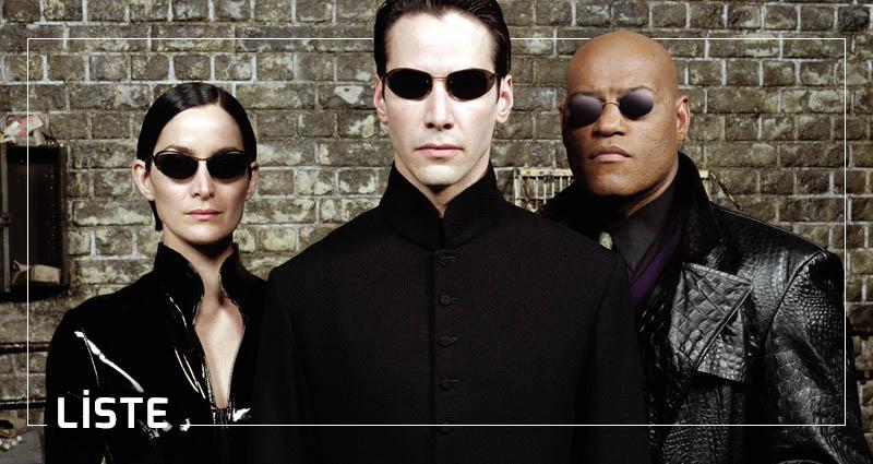 Matrix 4 Teoriler