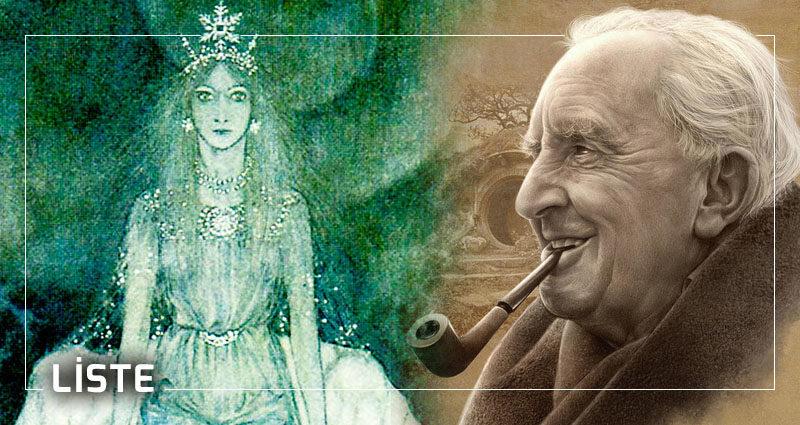 J.R.R. Tolkien 10 Masal