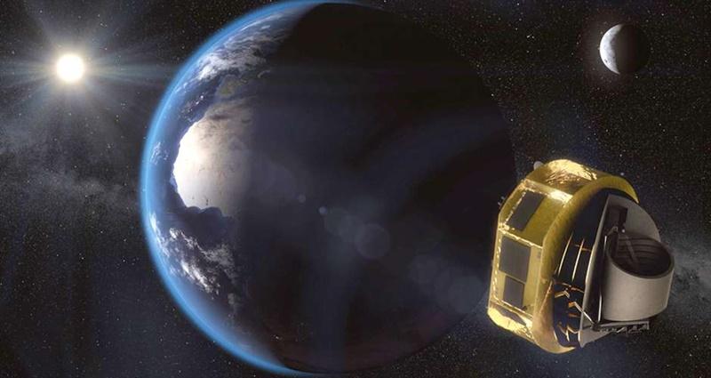 Uzayda