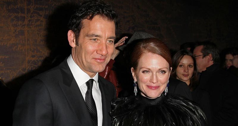 Lisey's Story Clive Owen ve Julianne Moore