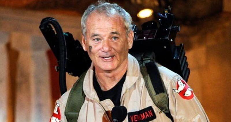 Ghostbusters Bill Murray