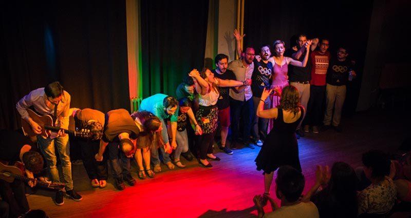 5. Uluslararası Doğaçlama Tiyatro Festivali
