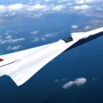 nasa jet uçağı