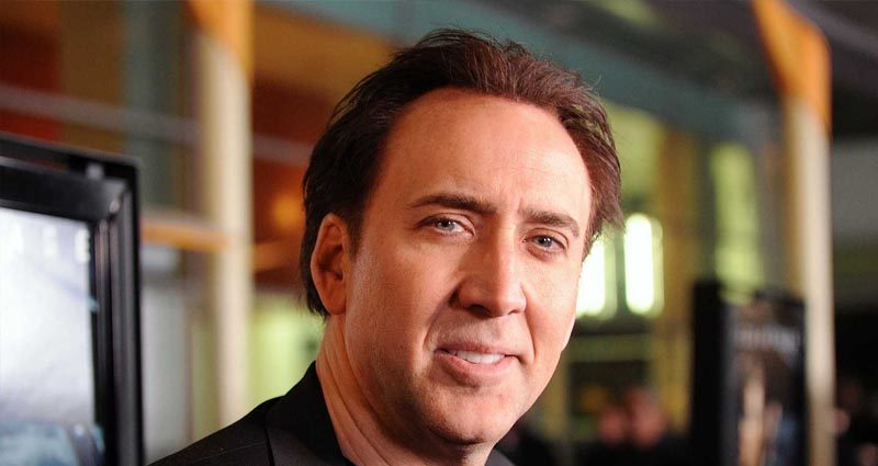 Nicolas Cage, Wally's Wonderland