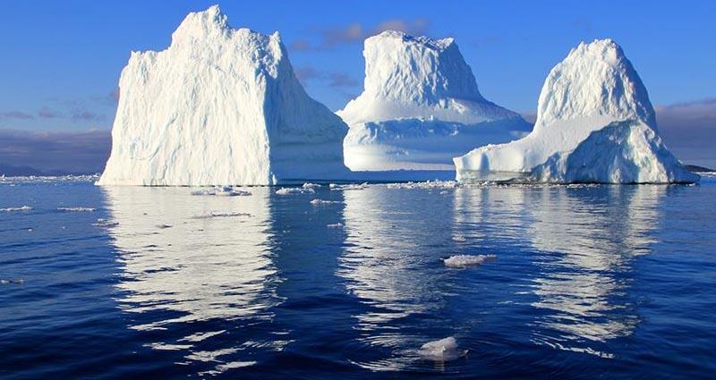 Antarktika Buz