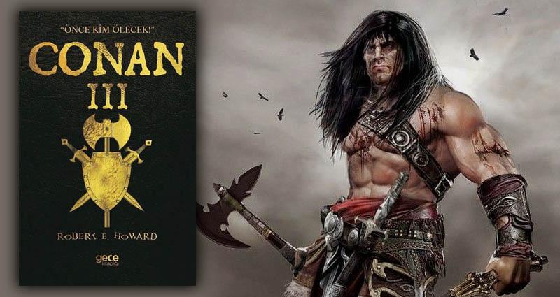 Conan 3 Kitap