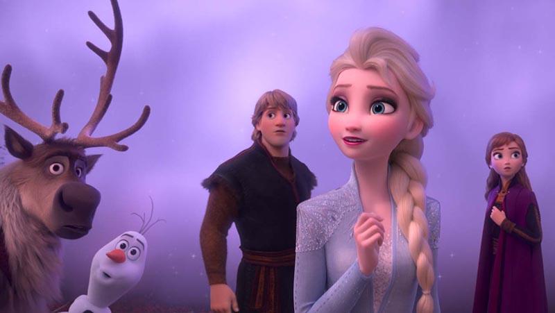 Frozen 2 (Karlar Ülkesi 2)