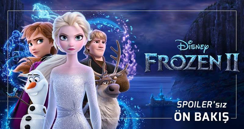 Frozen 2 Video İnceleme