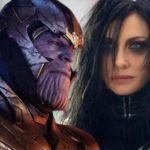 Avengers: Endgame hela ve thanos