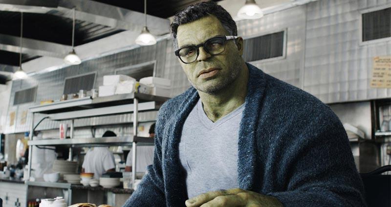 Avengers Profesör Hulk