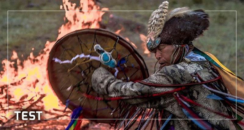 Güney Sibirya Şaman Test