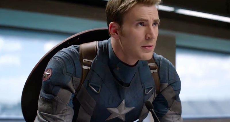 steve rogers captain america avengers