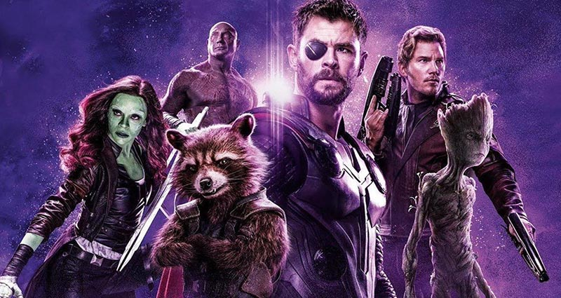 Guardians of the Galaxy 3 Avengers Endgame