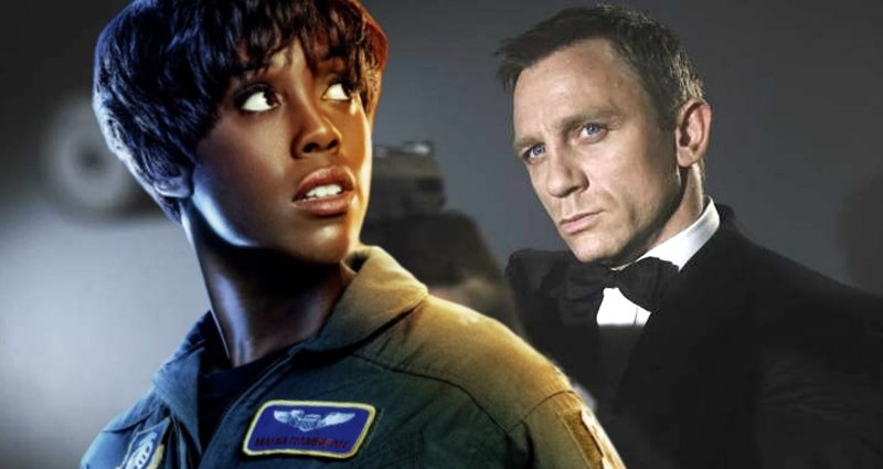 Lashana Lynch - James Bond