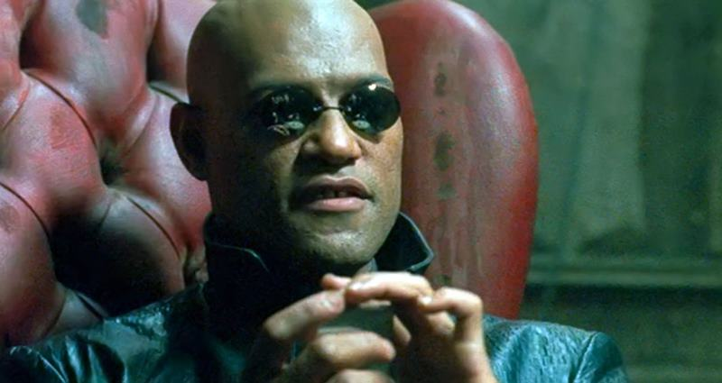 Morpheus the matrix