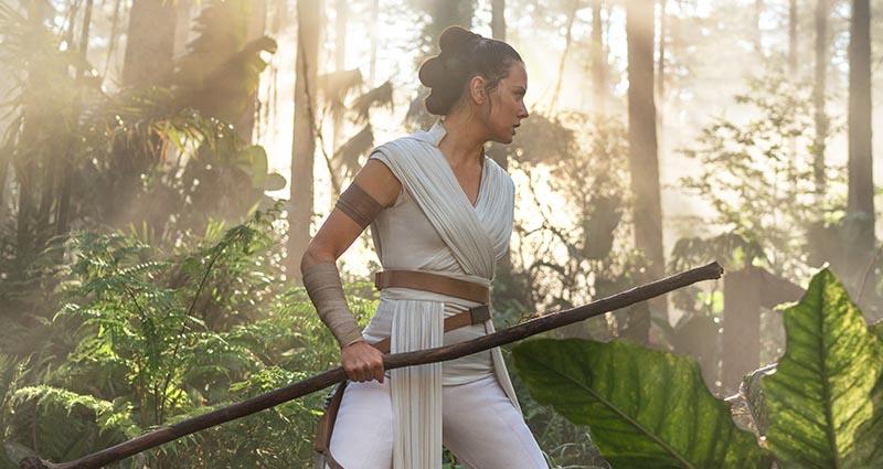 Star Wars: The Rise of Skywalker Rey