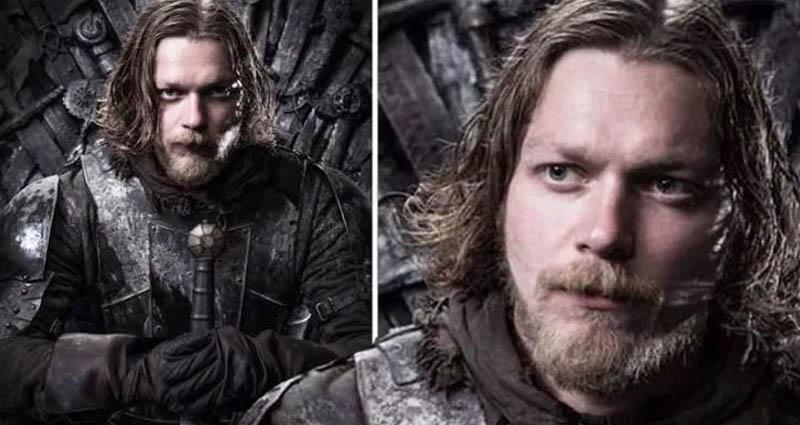Theon Greyjoy Andrew Dunbar