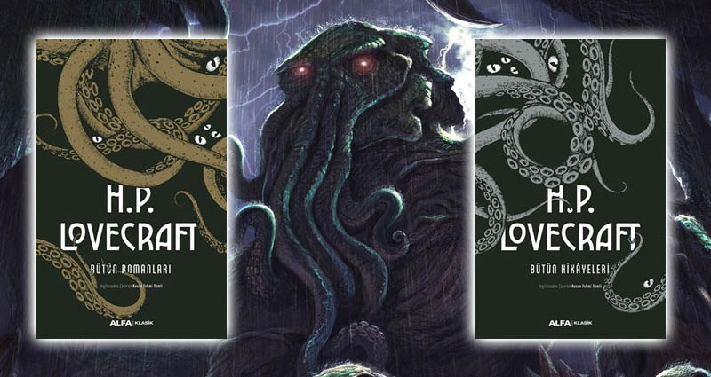 H.P. Lovecraft alfa