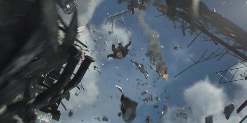 Black Widow - Avengers: Endgame fragman