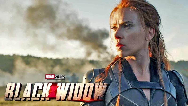 Black Widow - Avengers: Endgame fragman