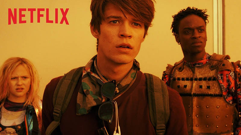 Netflix Daybreak iptal